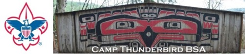 Camp Thunderbird Boy Scout Camp, Summit Lake, WA