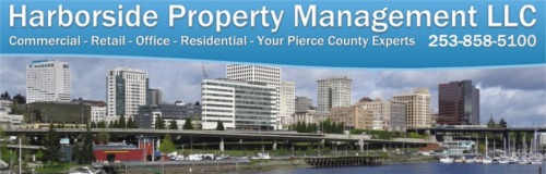 Harborside Properties LLC of Gig Harbor provides commercial property management services for office, retail and commercial investment properties.