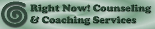 Right Now! Counseling and Coaching Services, Tacoma, WA